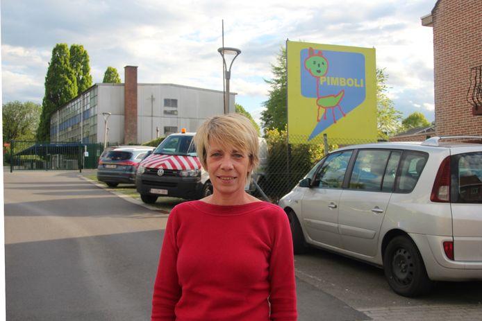 Anja Vanrobaeys blijft pleiten voor extra kinderopvang tijdens schoolvakanties.