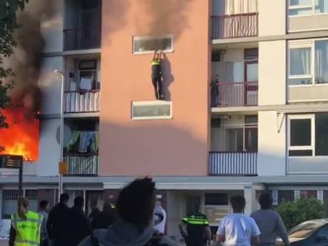 Verdachte brand en moord in flat Kanaleneiland voor onderzoek naar Pieter Baan Centrum