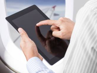 Tablets en e-readers mogen aan in vliegtuigen