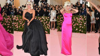 Lady Gaga droeg 4 (!) outfits en Katy Perry was een luster: dit was het Met Gala