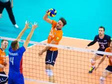 Thomas Koelewijn en Ewoud Gommans in volleybalselectie
