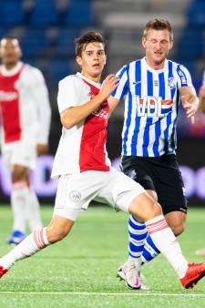 Jan Louwers Stadion voor het eerst dit seizoen ingenomen: FC Eindhoven verliest van Jong Ajax