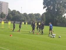 Evenveel poppen als spelers bij Willem II