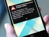 Klachten over NL Alert om stankoverlast Alblasserdam