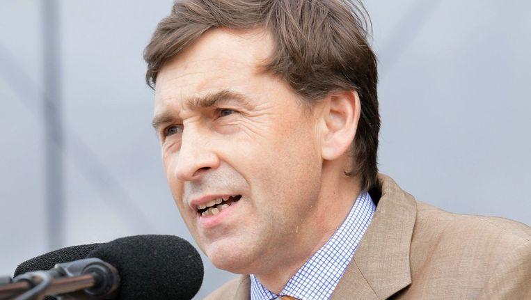 Matthias Storme, de N-VA'er die werd aangesteld als bestuurder van het Interfederaal Gelijkekansencentrum. Beeld BELGA