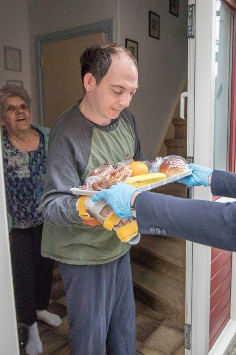 700 ontbijtjes voor gehandicapten in Zeeland