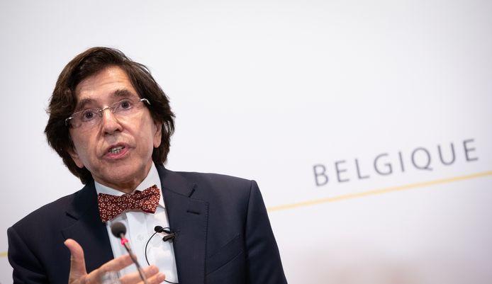 Le ministre-président wallon Elio Di Rupo a évoqué le statu quo décidé par les autorités lors du Comité de concertation de vendredi.