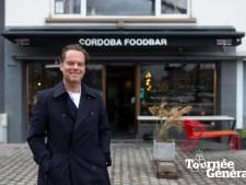 """Het eerste terrasje van stadsgids Tanguy Ottomer is bij Cordoba Foodbar: """"Zon van 's morgens tot 's avonds"""""""