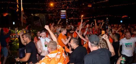 Oranjerotonde stroomt opnieuw vol in Apeldoorn