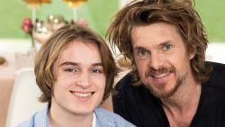 """De pluszoon van Werner De Smedt wordt 18: """"Emile heeft te veel karakter om zoals ik even op het slechte pad te belanden"""""""