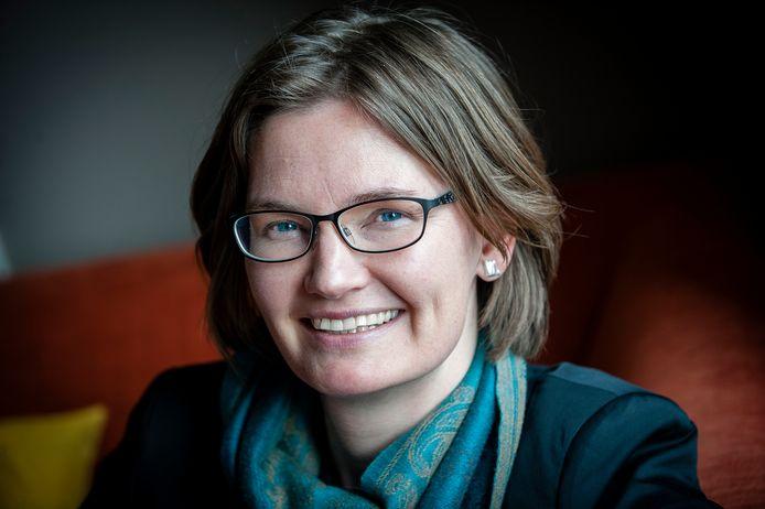Heidi Vos, fractievoorzitter D66