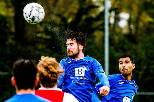 RKTVC heeft dit seizoen clubs in de regio Arnhem/Nijmegen als tegenstander in plaats van (zoals hier) GVV.