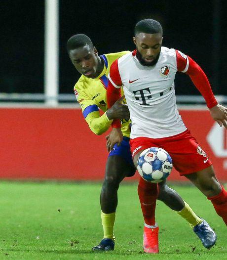 Samenvatting | Jong FC Utrecht - SC Cambuur