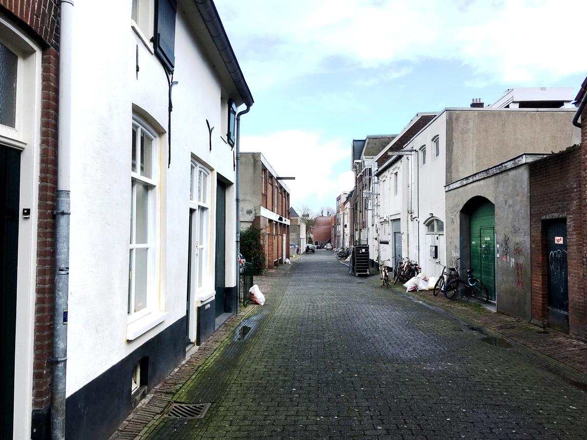 De Karrengas in Nijmegen.