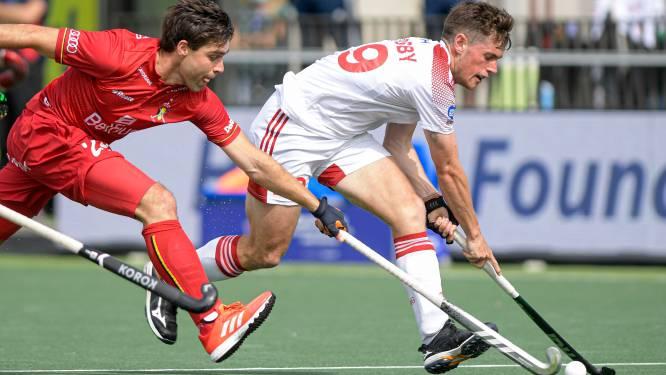 """Arthur De Sloover en Red Lions keren met brons terug van EK: """"Om 10 uur 's ochtends hockeyen was geleden van bij Saint-Georges"""""""