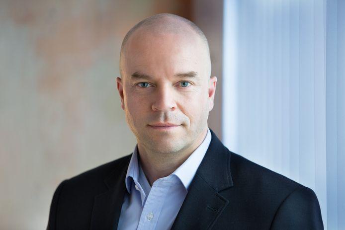 Dieter Rothbacher, voormalig leider van een OPCW-inspectieteam, nu algemeen directeur van CBRN Protection GmbH in Oostenrijk.