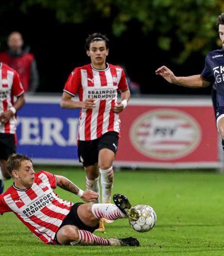 Samenvatting | Jong PSV herstelt zich, maar laat zege glippen tegen NEC