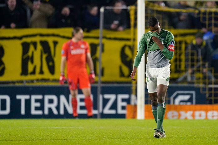 Vorig jaar werd PSV in de achtste finales uitgeschakeld door NAC Breda.
