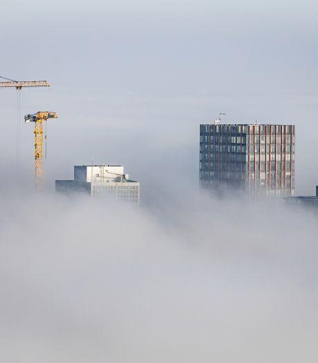 Vliegverkeer Eindhoven, Rotterdam en Schiphol gehinderd door mist