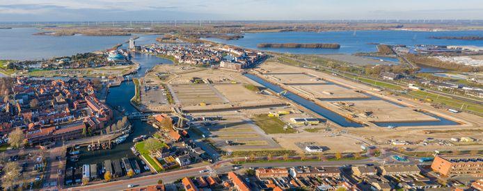 Harderwijk bouwt honderden woningen bij het woningbouwproject Waterfront