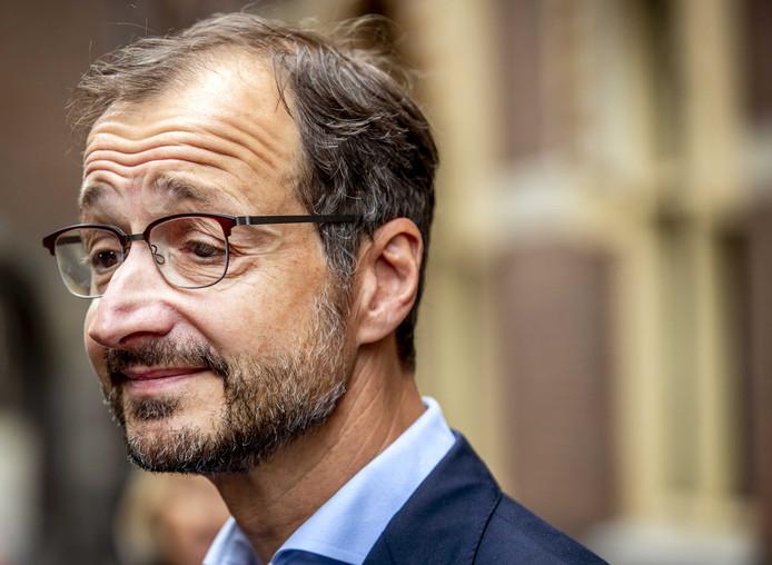 Eric Wiebes, minister van Klimaat.