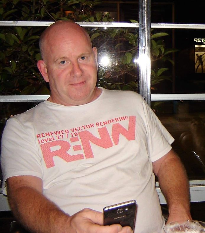Marc Bracke, de eigenaar van de ploeg Doltcini-Van Eyck Sport.