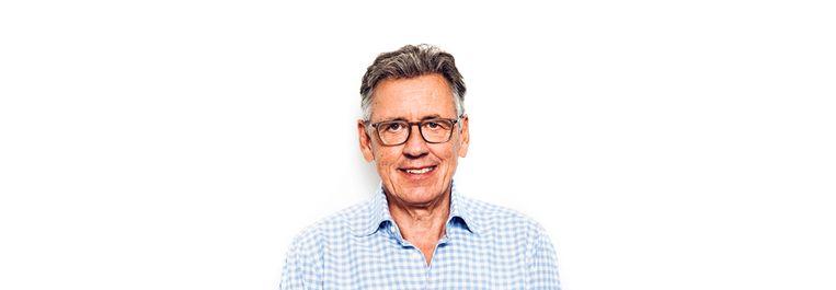 Arie Elshout Beeld De Volkskrant