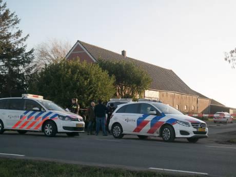 Arrestatie voor hennepvondst van honderden kilo's in Zevenhuizen