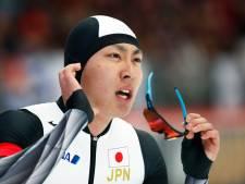 Shinhama fractie sneller dan Verbij op 500 meter tijdens WK sprint
