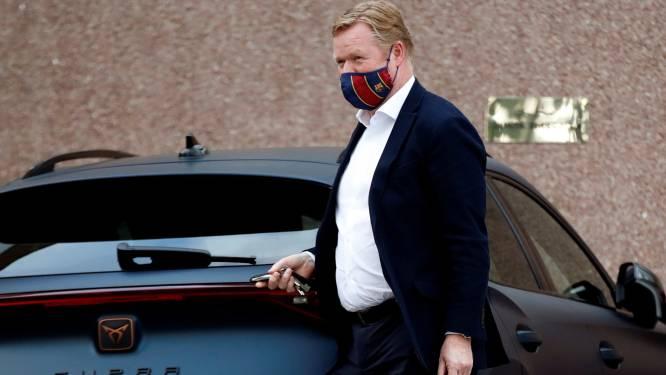 """Zaakwaarnemer Koeman slaat terug na uitspraken Barcelona-voorzitter Laporta: """"Totale onzin"""""""