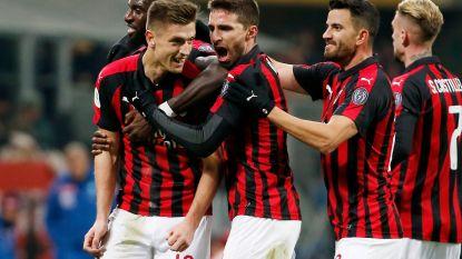 Football Talk 29/01. Piatek meteen van goudwaarde voor AC Milan, dat Dries Mertens uit Coppa Italia knikkert - Zidane, Mourinho of Klinsmann bondscoach van Iran?