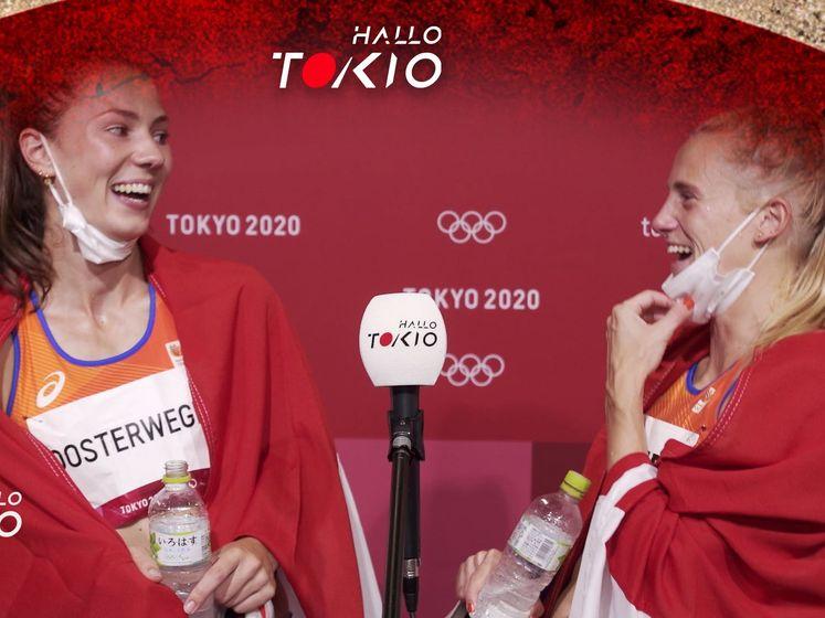 Vetter en Oosterwegel  schrijven geschiedenis met zilver en brons op zevenkamp: 'Dit is echt een droom!'