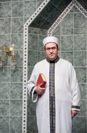 Imam Osman Kilicoglu van de Turkse moskee in Veenendaal.