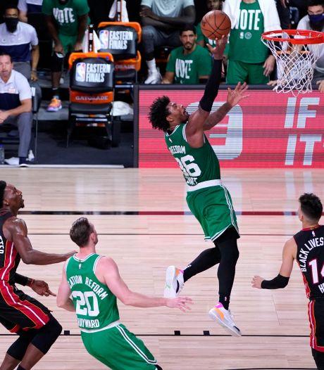 Celtics brengt spanning terug in Conference Finals
