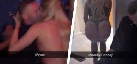 """Wayne Rooney porte plainte après avoir été """"piégé"""" par des jeunes femmes lors d'une soirée arrosée"""