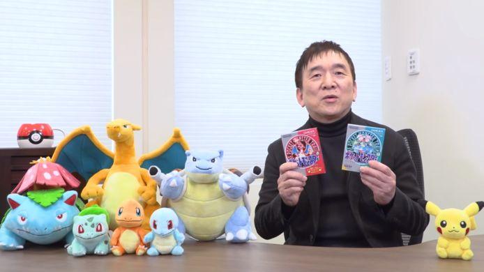 De Pokémonkaart van Tsunekazu Ishihara, CEO van The Pokémon Company, is voor meer dan 200.000 euro geveild.