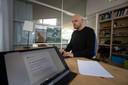 Ondernemer Pouwel Slurink verloor het kortgeding, maar zet de procedure tegen Microsoft door. Hij vindt het onterecht dat zijn account is geblokkeerd.