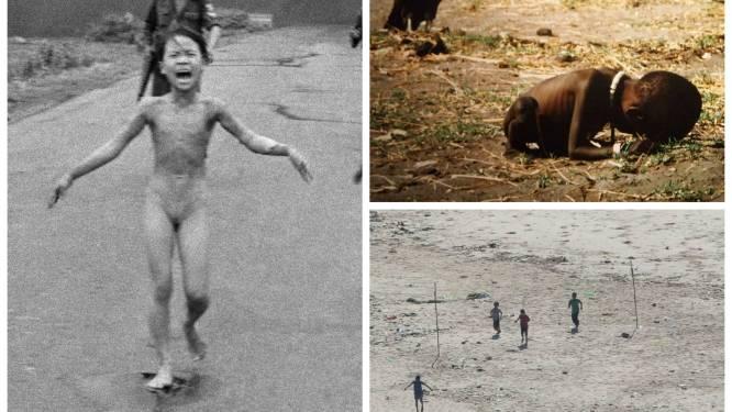 Ook deze foto's van kinderen in nood schokten de wereld