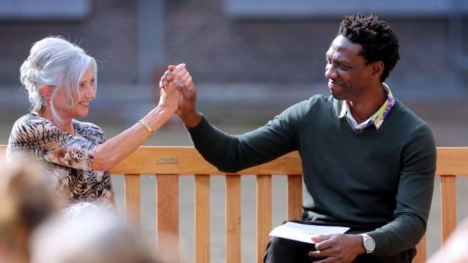 Vredesprijswinnaar Philip Oronsaye wil maar één ding: respect voor elkaar