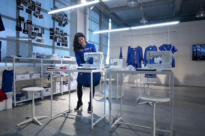 Eindhoven eindexamenexpositie DAE About a Worker
