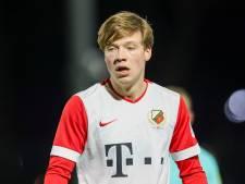 Tim Pieters verlaat Jong FC Utrecht: 'Het was een moeilijke keuze'