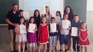 Eigen schooltje voor Albanese kinderen