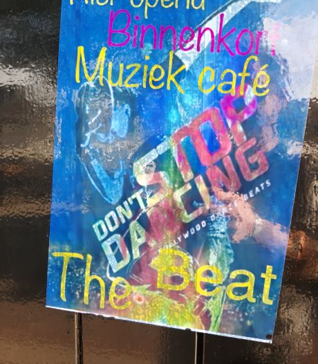 Dansen aan de Nieuwe Haven bij 'The Beat'; 'Jongeren zijn nu nog aangewezen op Renesse'