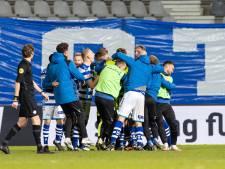 De Graafschap koerst hard af op eredivisie na ontsnapping tegen Almere City; 'televisiepromotie' lonkt
