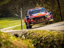 """Thierry Neuville satisfait par son podium en Croatie: """"Nous avons tout donné"""""""