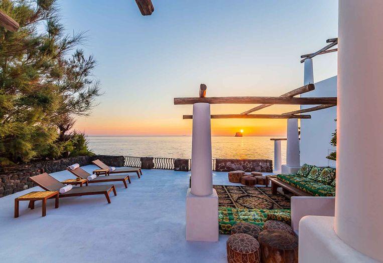 Het zomerverblijf van Dolce&Gabbana staat te koop. Beeld Lionard Luxury Real Estate