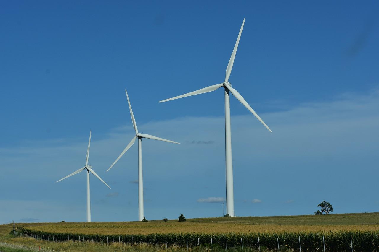 Windmolens (foto ter illustratie).