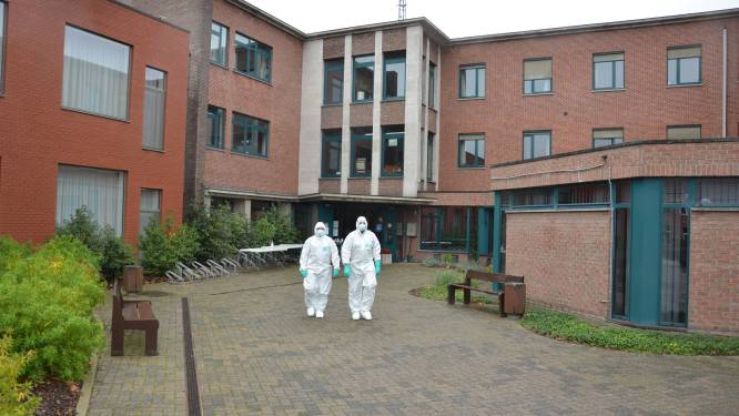 Grote uitbraak in woonzorgcentrum Sint-Eligius in Zeveneken: 90 bewoners en 45 personeelsleden besmet