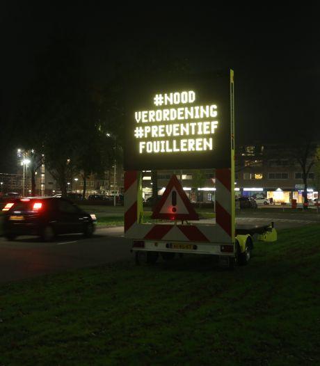 Rustige nacht in Roosendaal, maar politie blijft alert: 'Er is vermoedelijk een gezamenlijk besef ontstaan'