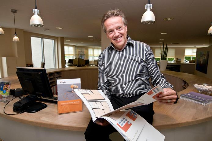 Walter Hamers, directeur-bestuurder van corporatie Talis, staat hoog op de CDA-lijst in Nijmegen voor de gemeenteraad.